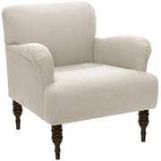 Skyline Furniture Chair in Linen Talc (9505LNNTLC)