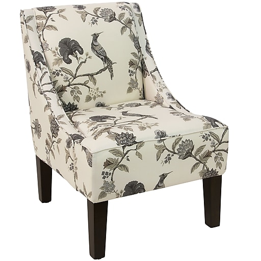 Skyline Furniture Swoop Arm Chair In Shaana Ink 72 1shninkoga Https Www Staples 3p S7 Is