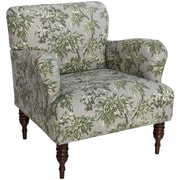 Skyline Furniture Chair in Sylvan Toile Greystone (9505SLVTLGRS)