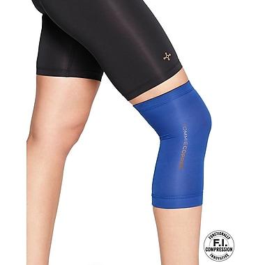 Tommie Copper Women's Core Compression knee Sleeve, Cobalt Blue, Large (0320UR)