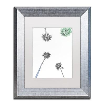 Trademark Fine Art Ariane Moshayedi 'Downward Palm BW' 11