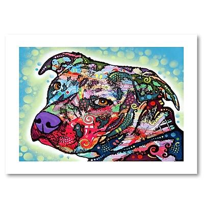 Trademark Fine Art Dean Russo 'Bulls Eye' 18