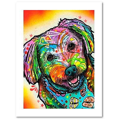 Trademark Fine Art Dean Russo 'Daisy' 18