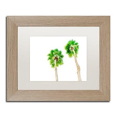 Trademark Fine Art Ariane Moshayedi 'Palms 5' 11