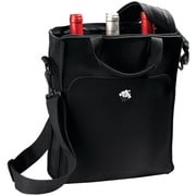 Wine Enthusiast 9511503 Neoprene Wine Tote Bag (3 Bottle)