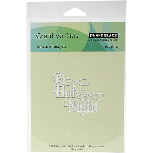 Penny Black Creative Dies-O Holy Night