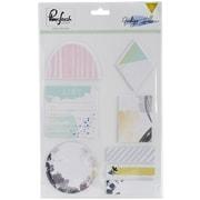 Indigo Hills Sticky Note Pack-8 Designs/20 Each