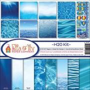 """Ella & Viv Collection Kit 12""""X12""""-H2O"""