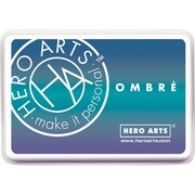 Hero Arts Ombre Ink Pad-Mermaid
