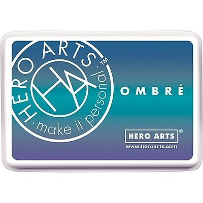 Hero Arts Ombre Ink Pad-Mermaid