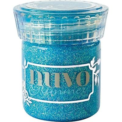 Nuvo Glimmer Paste 1.6oz-Blue Topaz