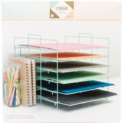 Desktop Storage Paper Rack-6 Shelf