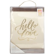 "Color Reveal Hanging Print 11""X15""-Hello Love"