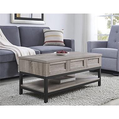 Altra Barret Lift Up Coffee Table, Sonoma Oak (5036096com)