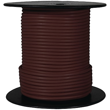 Battery Doctor 81010 Gxl Crosslink Wire, 100ft Spool (12 Gauge, Brown)