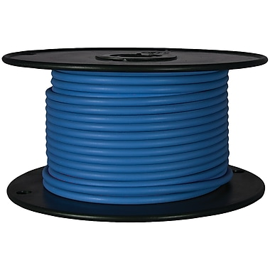 Battery Doctor 81040 Gxl Crosslink Wire, 100ft Spool (18 Gauge, Blue)