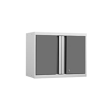 NewAge Products Pro 3.0 Series Wall Cabinet, White (52400)
