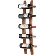 Wine Enthusiast 5700810 Barrel-stave Wall Wine Rack