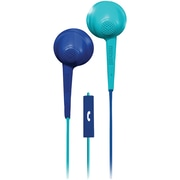 DNPMaxell 199629 Jelleez Twist Earbuds With Microphone