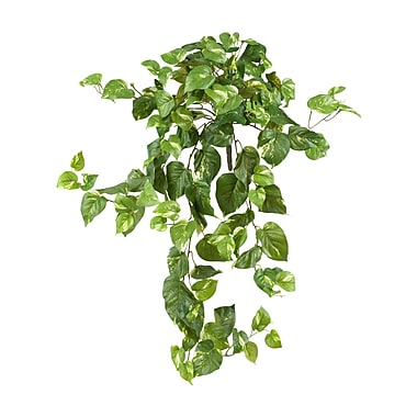 Nearly Natural Pothos Hanging Bush 40