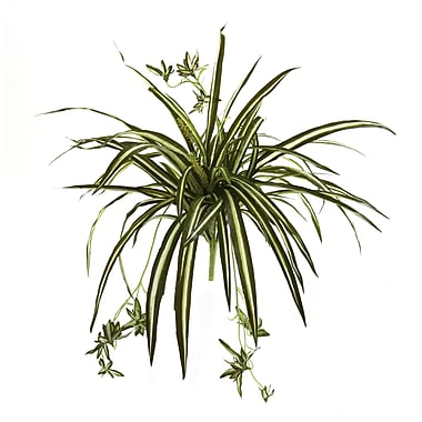 Nearly Natural Spider Plant Bush 23