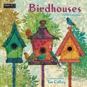 WSBL Birdhouses 2018 12X12 Wall Calendar (18997001721)