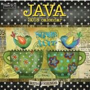 WSBL Java 2018 12X12 Wall Calendar (18997001686)