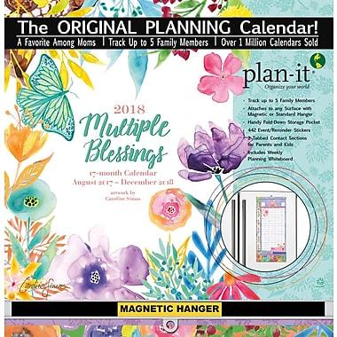 WSBL Multiple Blessings 2018 Plan-It Plus (18997009166)