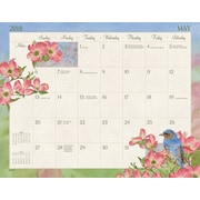 LANG Birds In The Garden 2018 Deskpad (18991010029)