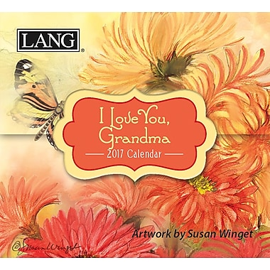 LANG I Love You Grandma 2018 365 Daily Thoughts (18991015503)