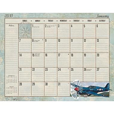 LANG Vintage Travel 2018 Deskpad (18991010028)