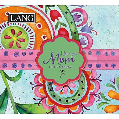LANG I Love You Mom 2018 365 Daily Thoughts (18991015504)