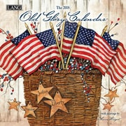 LANG Old Glory 2018 Mini Wall Calendar (18991079257)