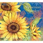 LANG Bohemian Garden 2018 Wall Calendar (18991001851)