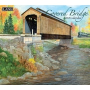 LANG Covered Bridge 2018 Wall Calendar (18991001908)