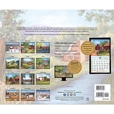 LANG Country Living 2018 Wall Calendar (18991001905)