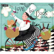 LANG Love To Cook 2018 Wall Calendar (18991001928)