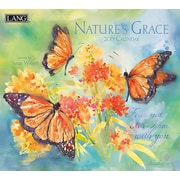 LANG Nature's Grace 2018 Wall Calendar (18991001932)