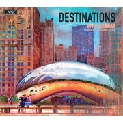 LANG Destinations 2018 Wall Calendar (18991001979)