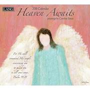 LANG Heaven Awaits 2018 Wall Calendar (18991001984)
