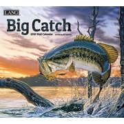 LANG Big Catch 2018 Wall Calendar (18991001992)