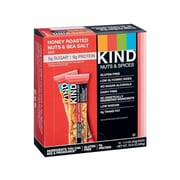 KIND® Bar, Honey Roasted Nuts & Sea Salt, 1.4 oz., 12/Box (PHW19990)