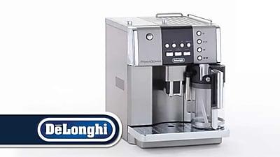 Refurbished Delonghi, Espresso Machine, Automatic, (ESAM6600-X)