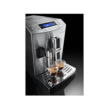 Refurbished Delonghi, Espresso Machine, Automatic, (ECAM26455M-X)
