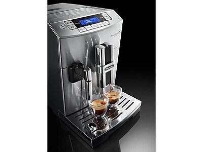 Refurbished Delonghi, Espresso Machine, Automatic, (ECAM26455M-X)