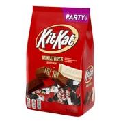 Kit Kat Miniatures Party Bag Chocolate, Variety, 32.1 oz. (HEC22673)