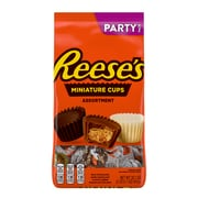 Reese's Miniatures Assortment, 32.1 oz. (HEC43165)