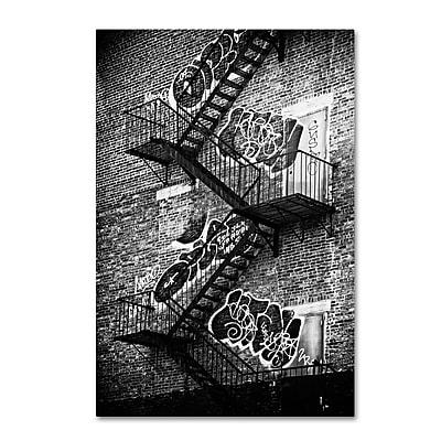 Trademark Fine Art Philippe Hugonnard 'NYC Fire Escape' 12