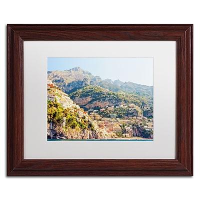 Trademark Fine Art Ariane Moshayedi 'Positano Amalfi Coast' 11