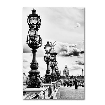 Trademark Fine Art Philippe Hugonnard 'Dreaming of Paris' 12